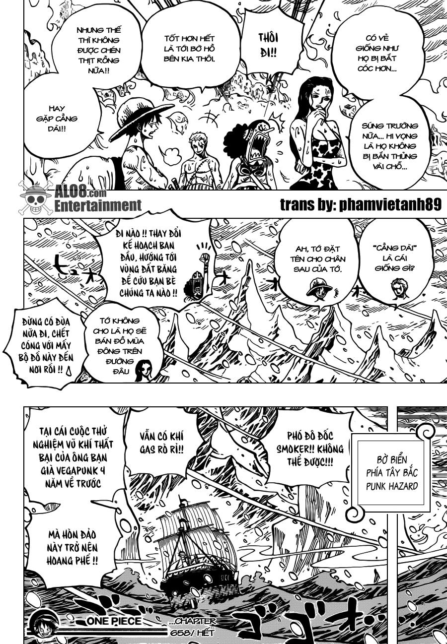 One Piece Chap 658 - Truyen.Chap.VN