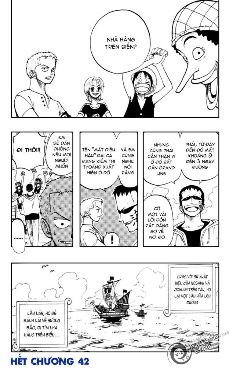One Piece Chap 42 - Truyen.Chap.VN