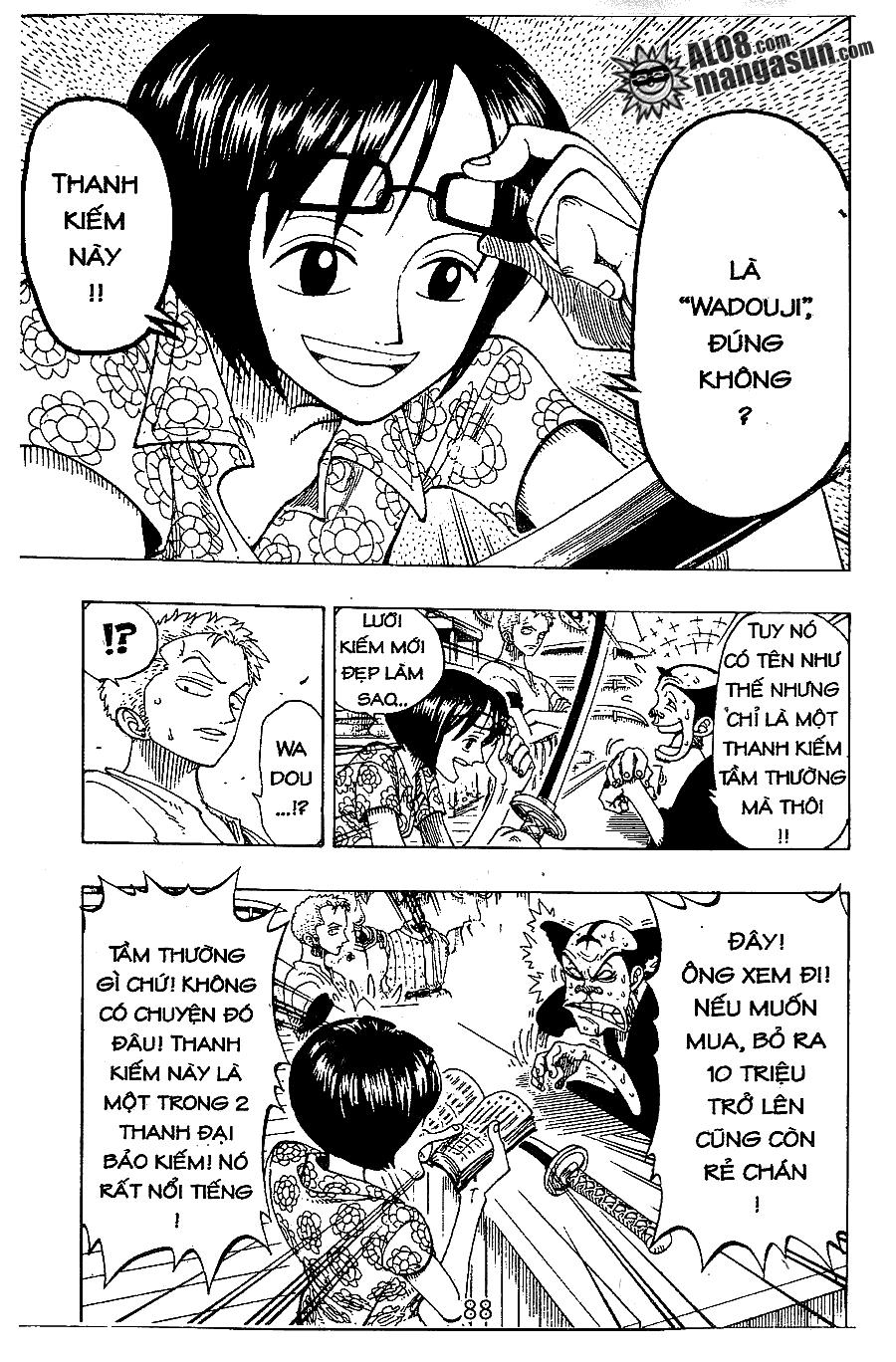One Piece Chap 97 - Truyen.Chap.VN