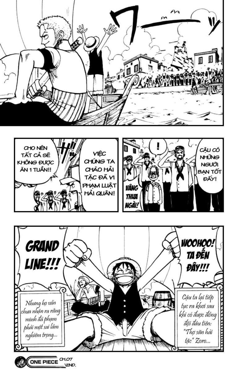 One Piece Chap 7 - Truyen.Chap.VN