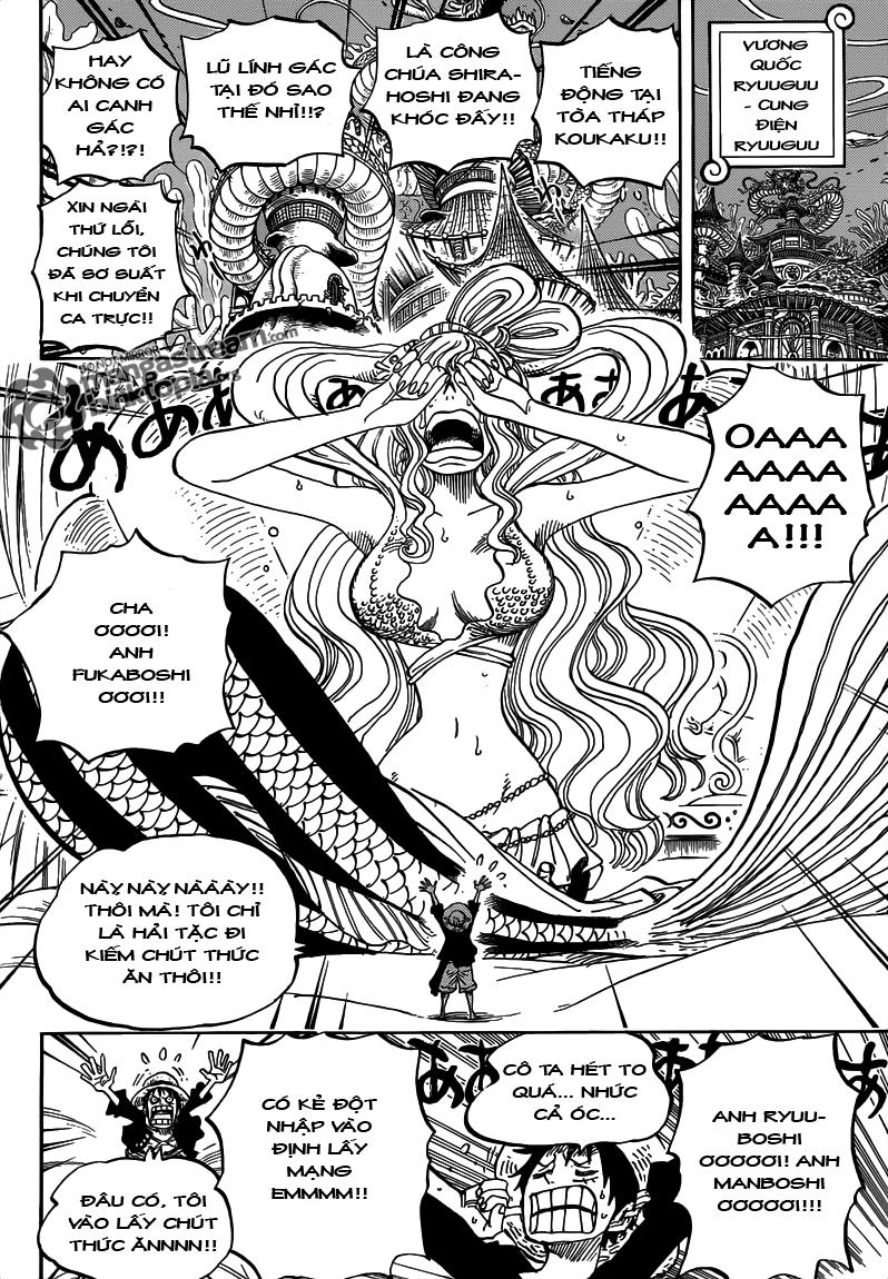 One Piece Chap 613 - Truyen.Chap.VN