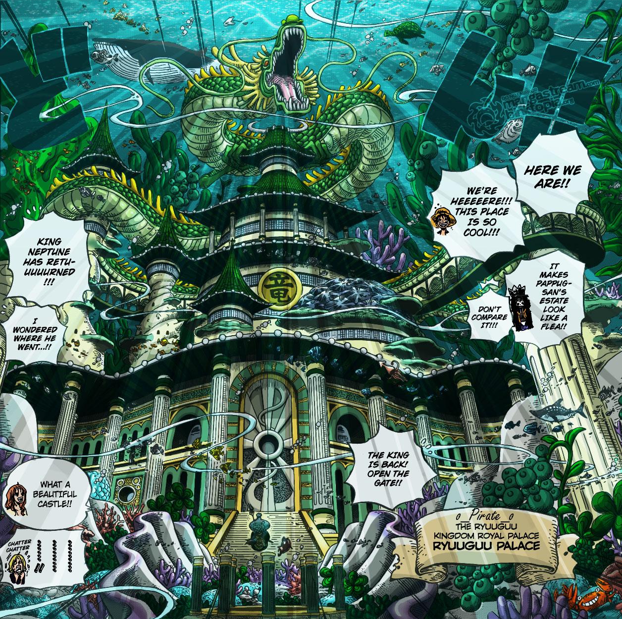One Piece Chap 614 - Truyen.Chap.VN
