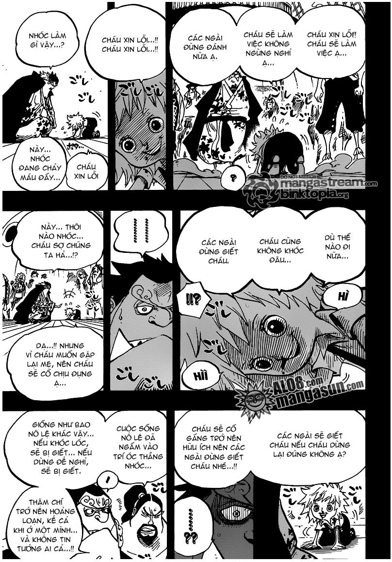 One Piece Chap 622 - Truyen.Chap.VN