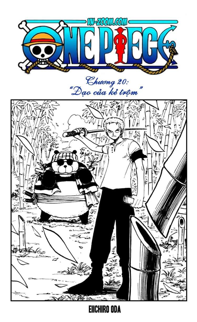 One Piece Chap 20 - Truyen.Chap.VN