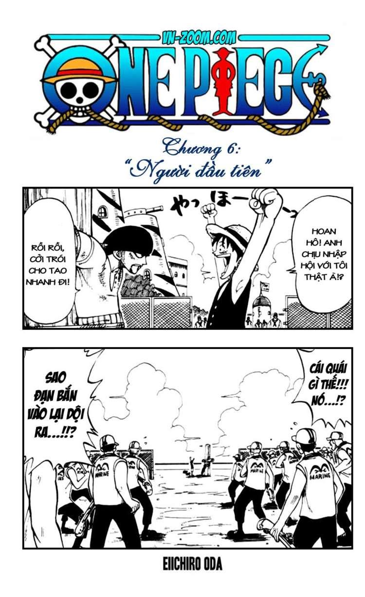 One Piece Chap 6 - Truyen.Chap.VN