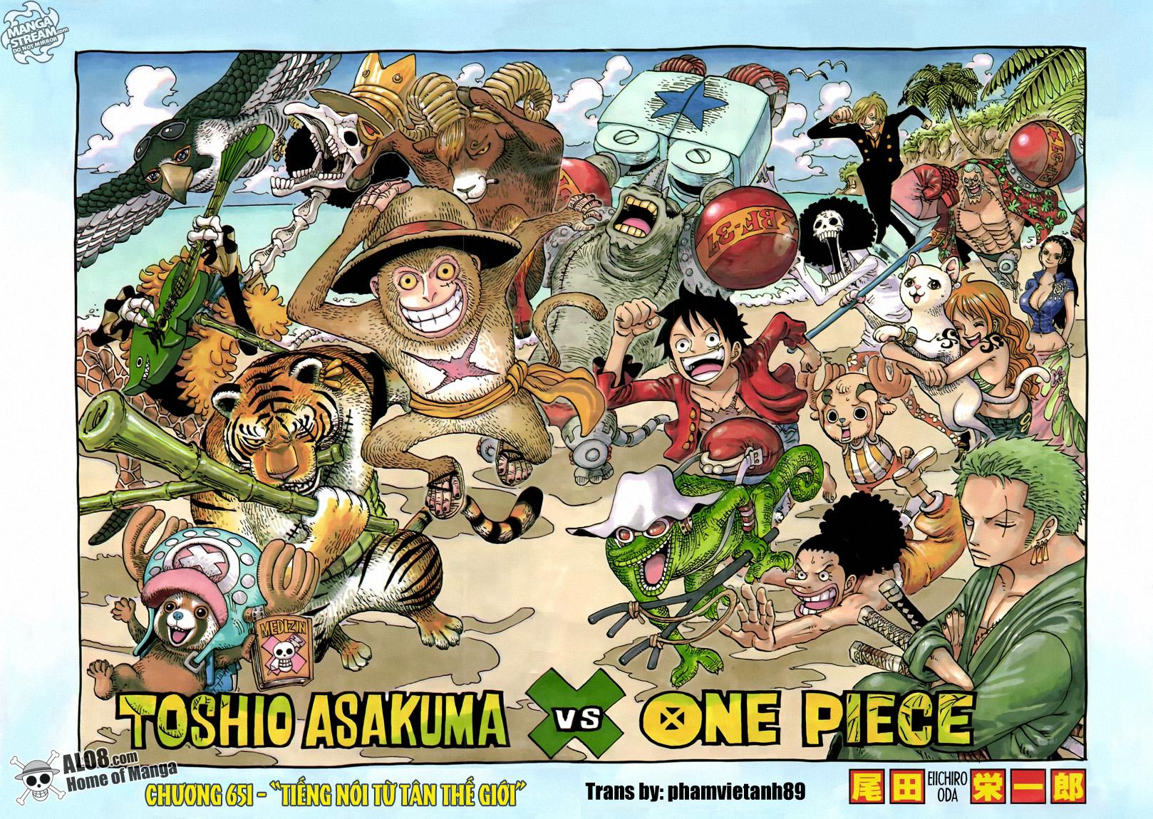 One Piece Chap 651 - Truyen.Chap.VN