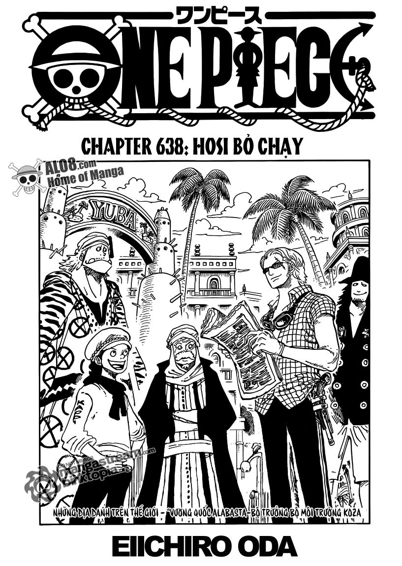 One Piece Chap 638 - Truyen.Chap.VN