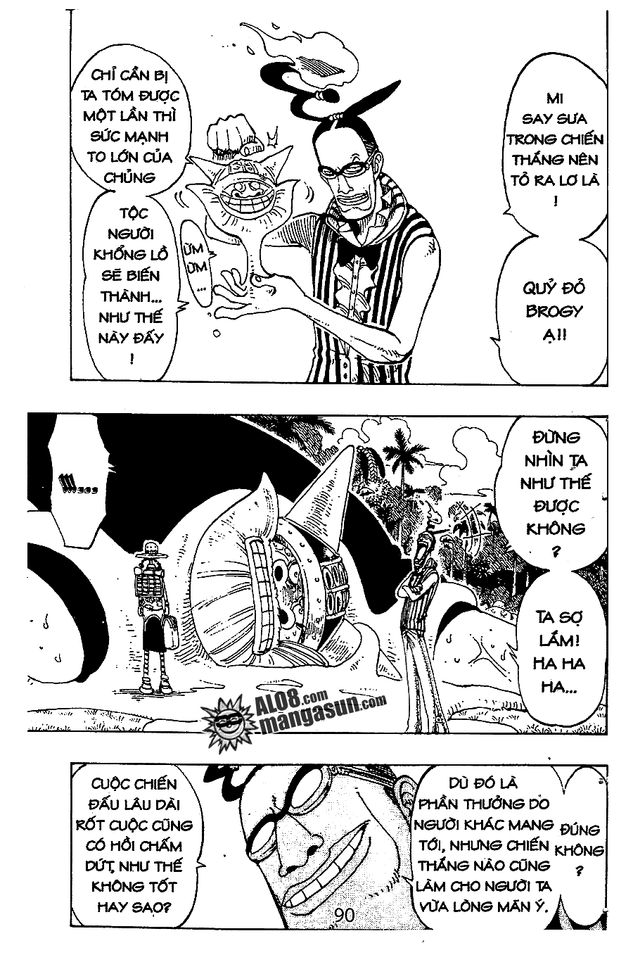 One Piece Chap 121 - Truyen.Chap.VN