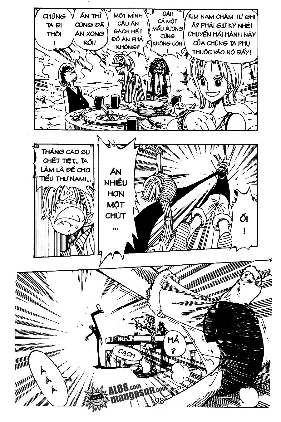 One Piece Chap 105 - Truyen.Chap.VN