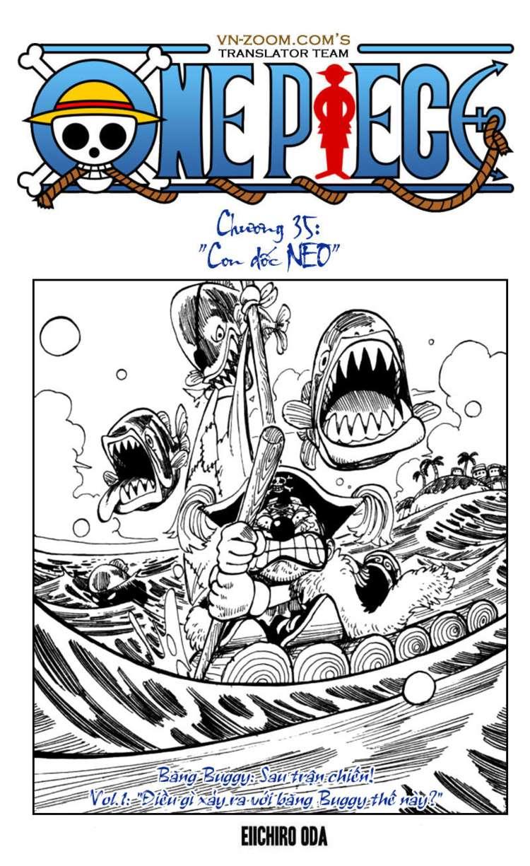 One Piece Chap 35 - Truyen.Chap.VN