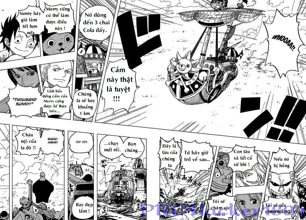 One Piece Chap 439 - Truyen.Chap.VN