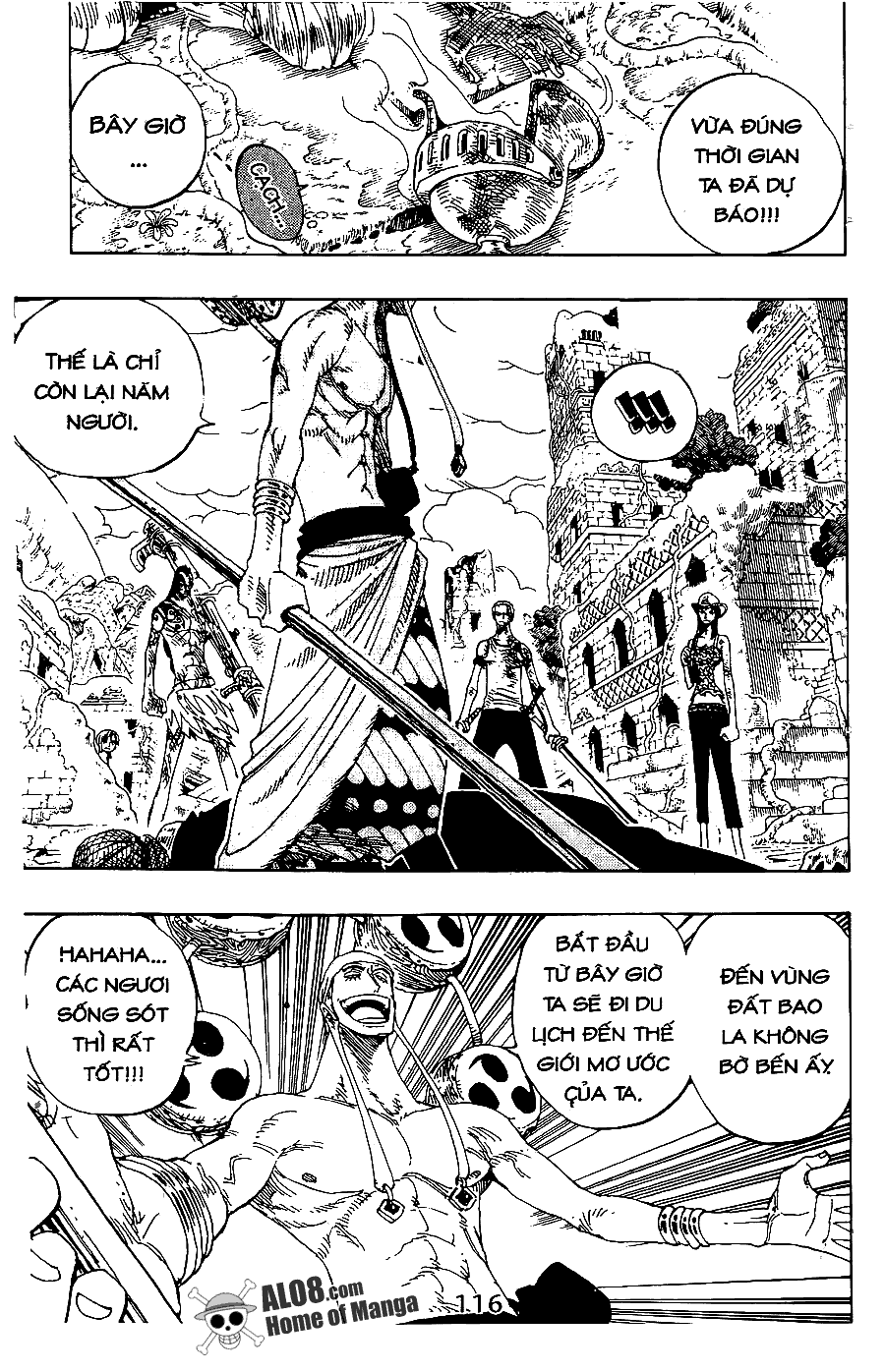 One Piece Chap 274 - Truyen.Chap.VN