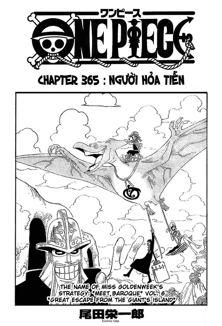 One Piece Chap 365 - Truyen.Chap.VN