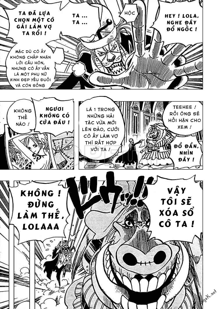 One Piece Chap 451 - Truyen.Chap.VN