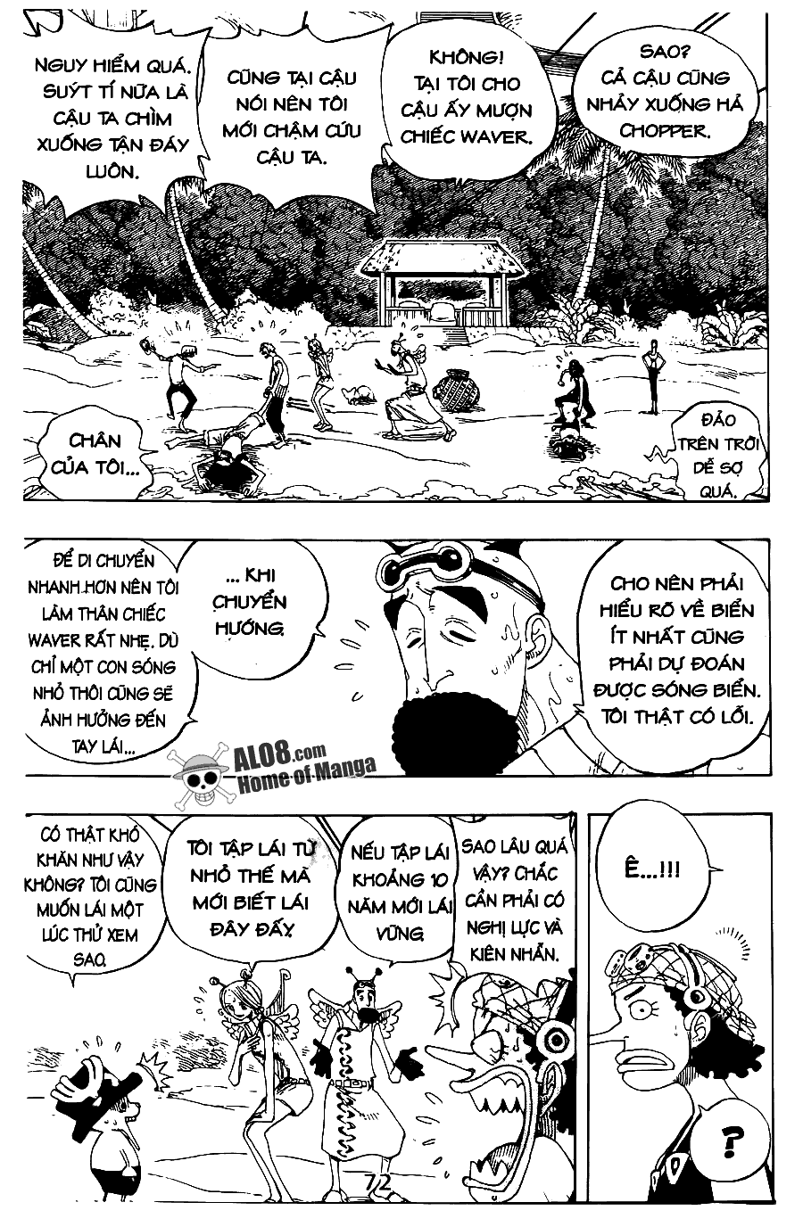 One Piece Chap 240 - Truyen.Chap.VN