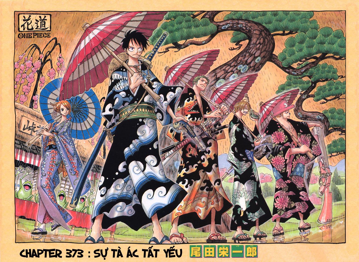 One Piece Chap 373 - Truyen.Chap.VN
