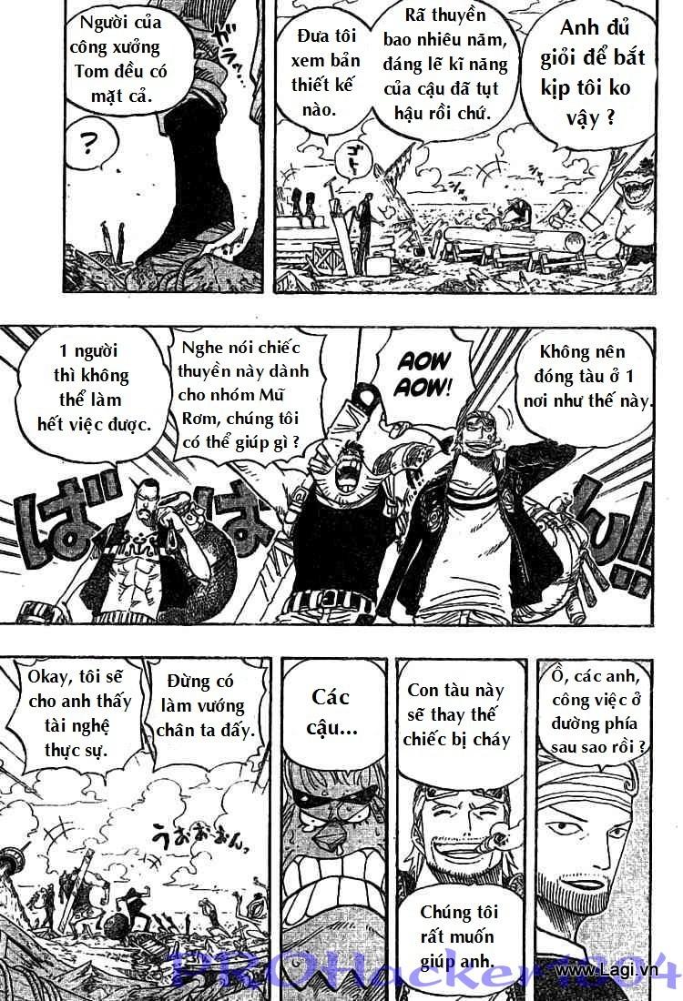 One Piece Chap 435 - Truyen.Chap.VN