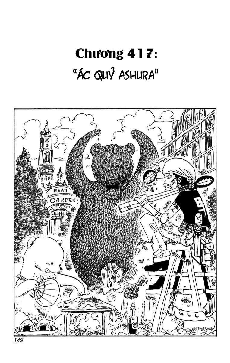 One Piece Chap 417 - Truyen.Chap.VN