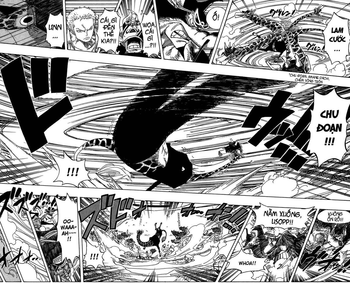 One Piece Chap 402 - Truyen.Chap.VN