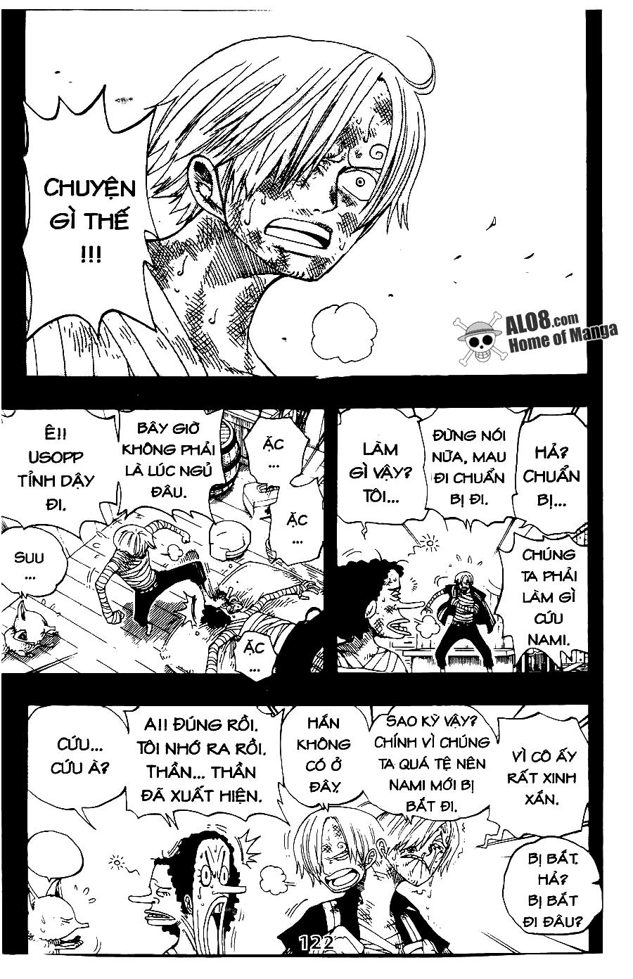 One Piece Chap 283 - Truyen.Chap.VN