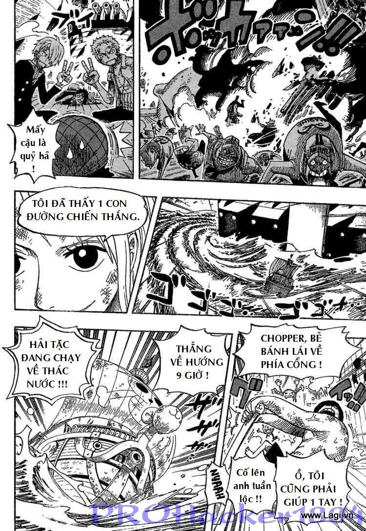 One Piece Chap 429 - Truyen.Chap.VN