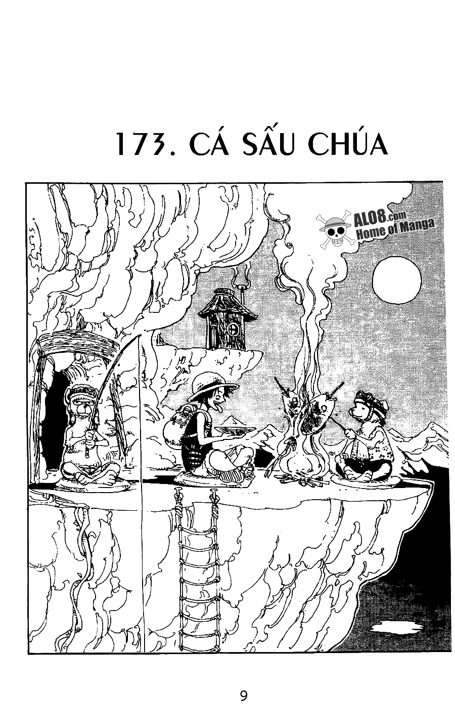 One Piece Chap 173 - Truyen.Chap.VN