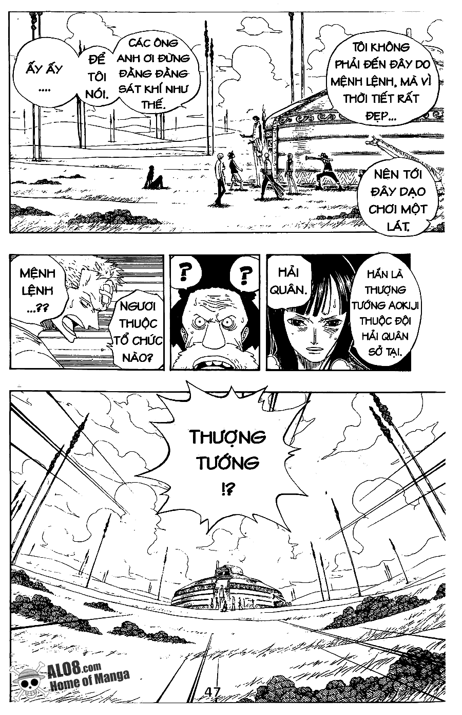 One Piece Chap 319 - Truyen.Chap.VN