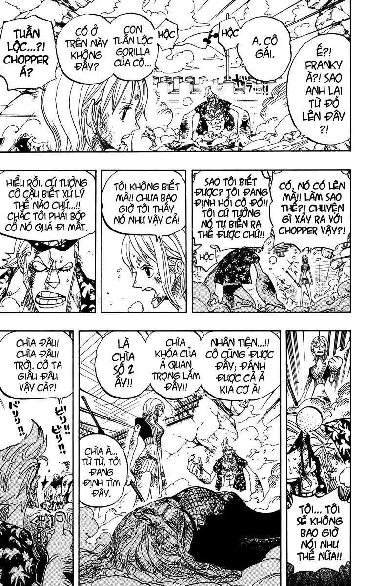 One Piece Chap 412 - Truyen.Chap.VN