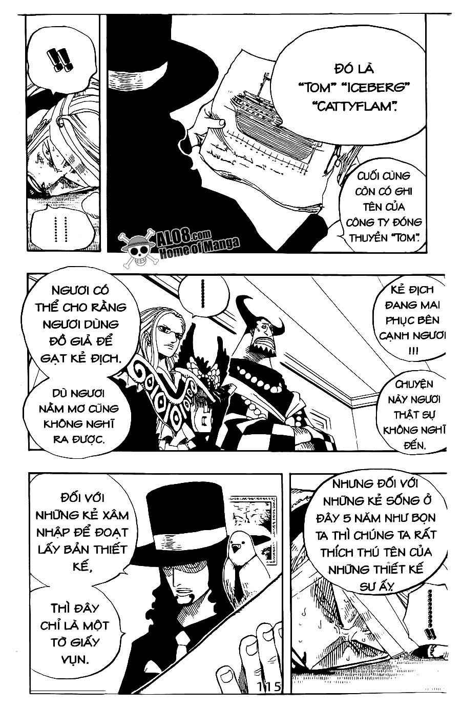One Piece Chap 346 - Truyen.Chap.VN