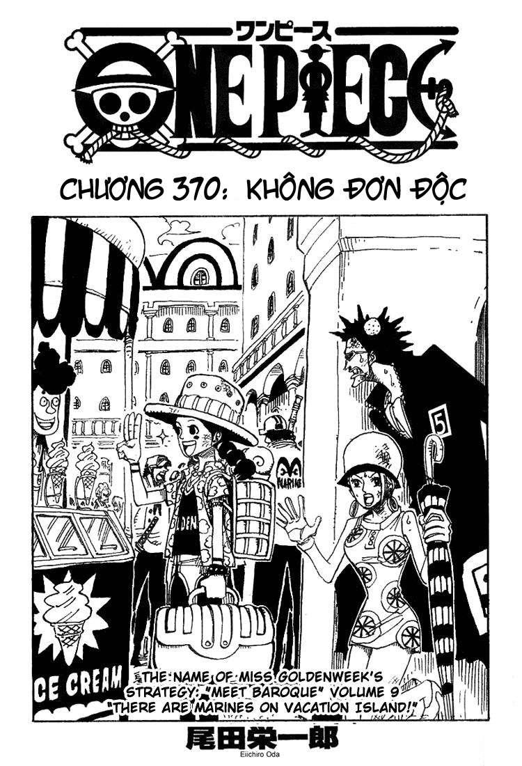 One Piece Chap 370 - Truyen.Chap.VN