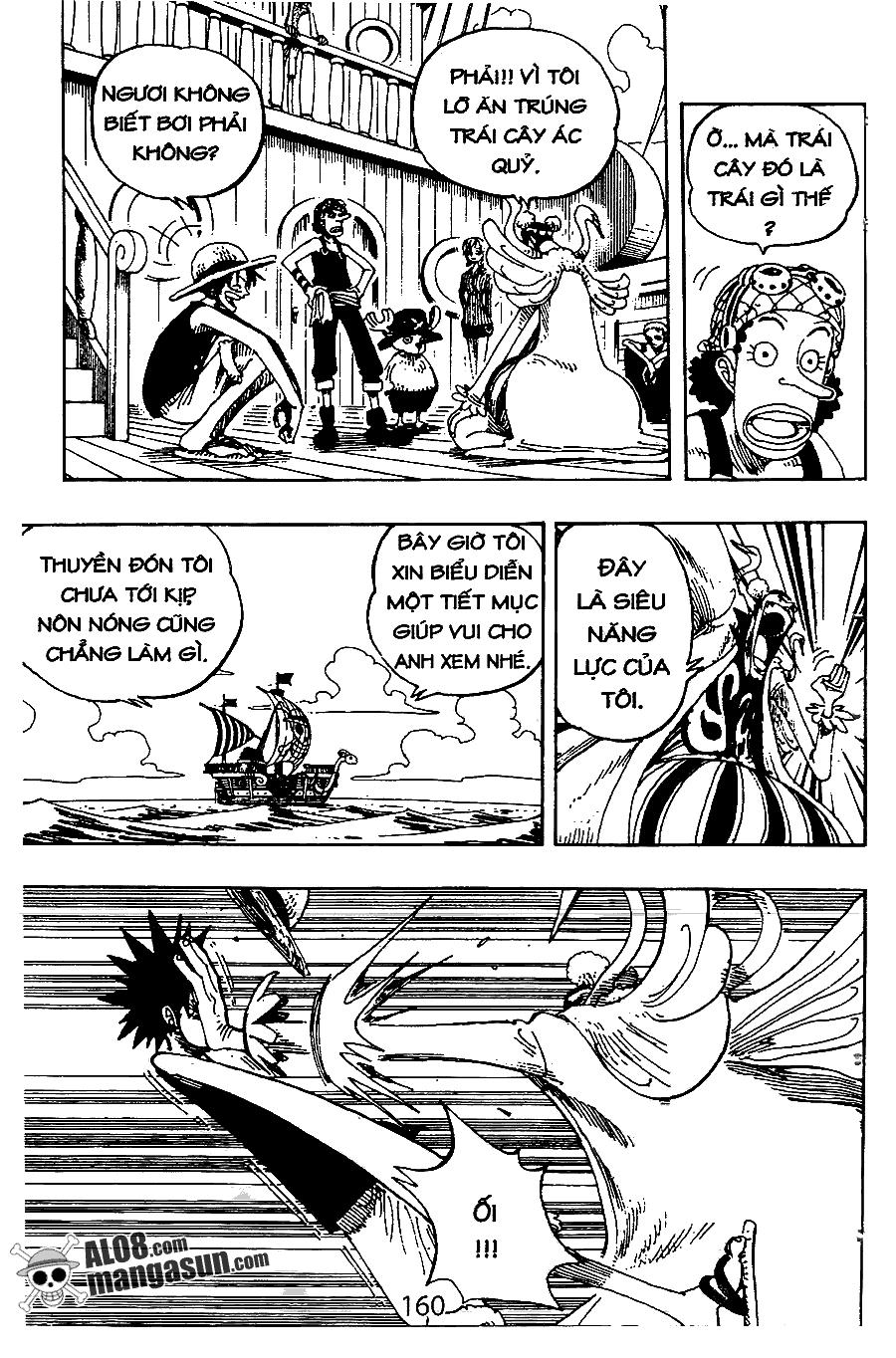 One Piece Chap 156 - Truyen.Chap.VN