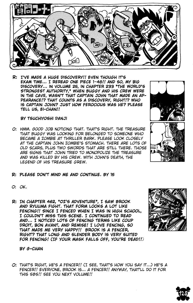 One Piece Chap 476 - Truyen.Chap.VN