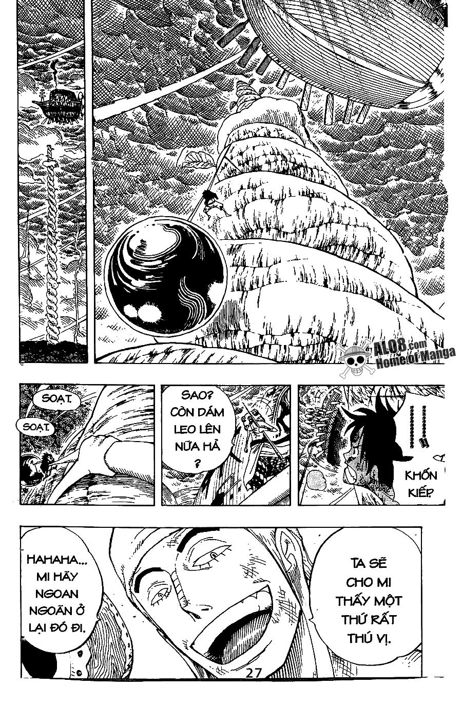 One Piece Chap 294 - Truyen.Chap.VN