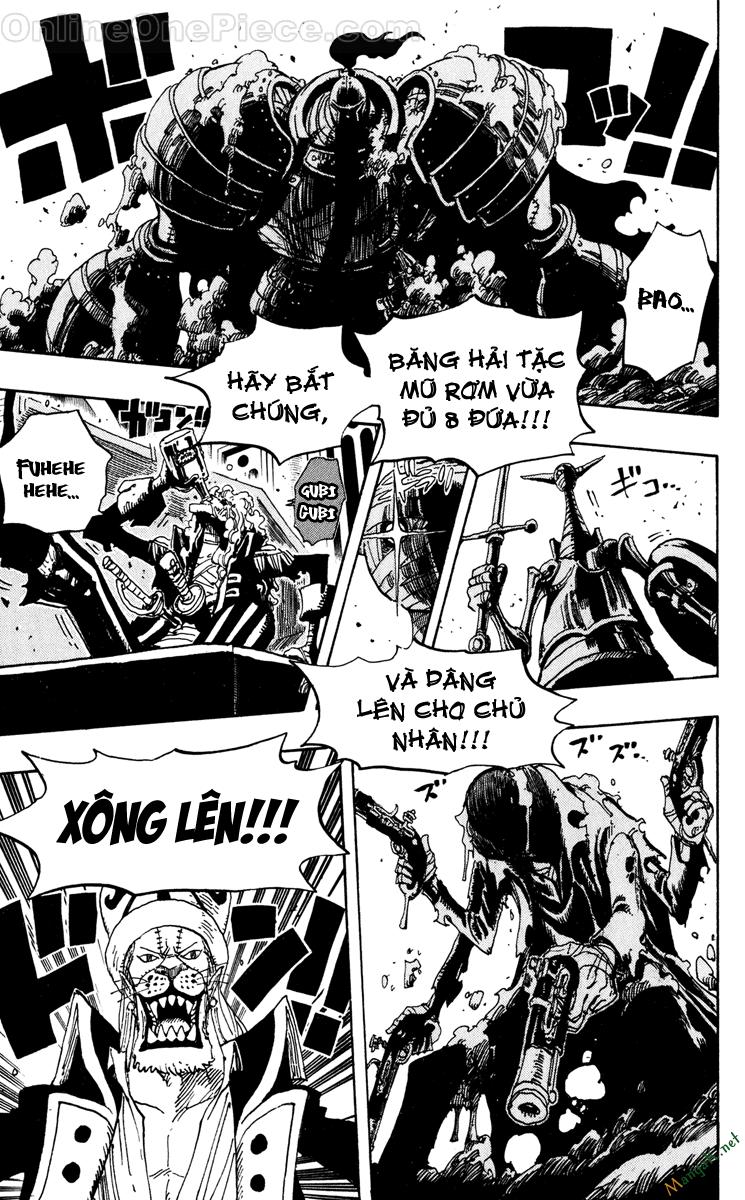 One Piece Chap 450 - Truyen.Chap.VN