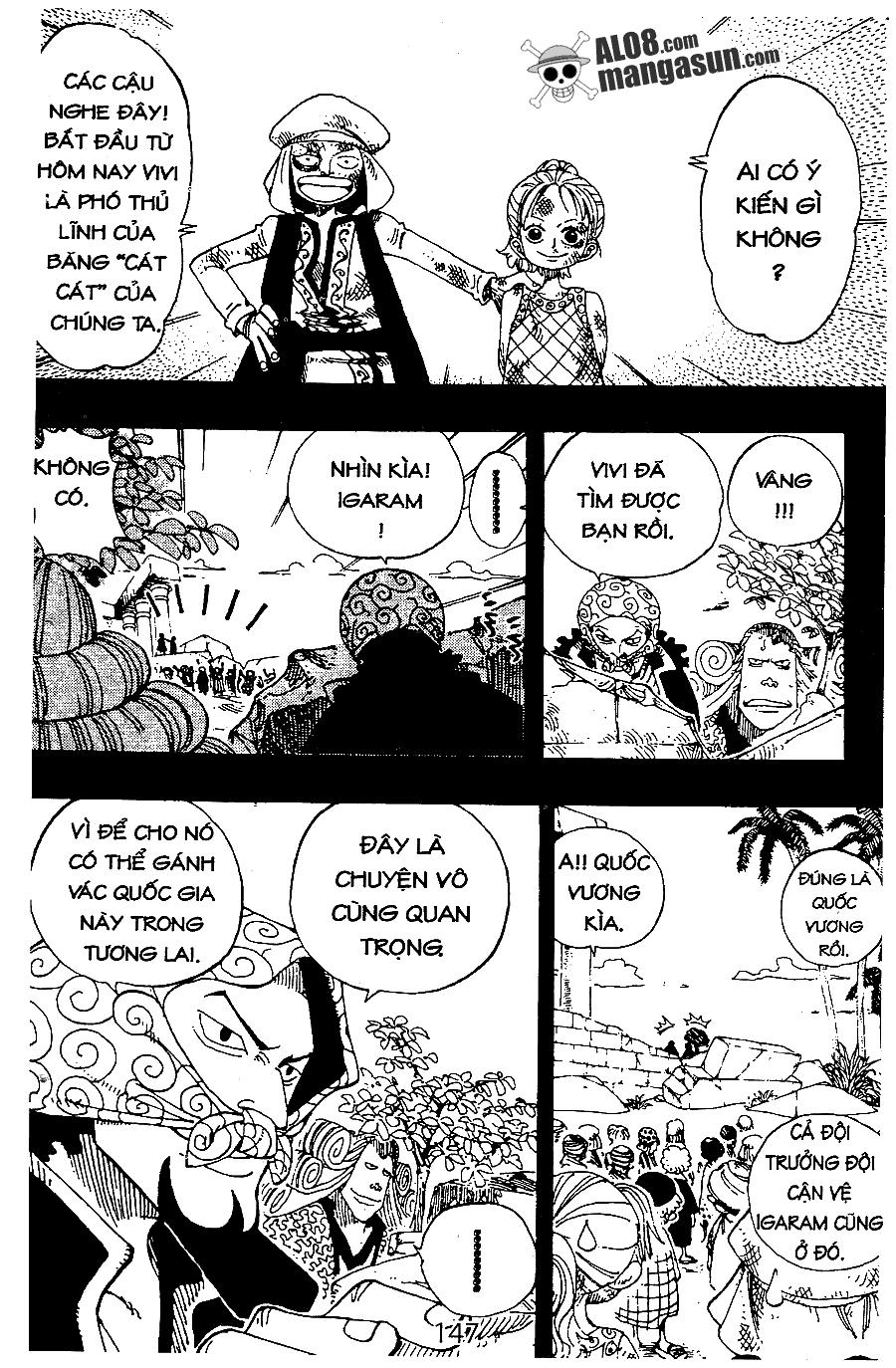 One Piece Chap 163 - Truyen.Chap.VN