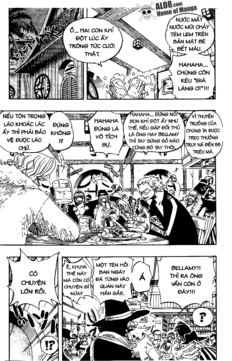 One Piece Chap 232 - Truyen.Chap.VN