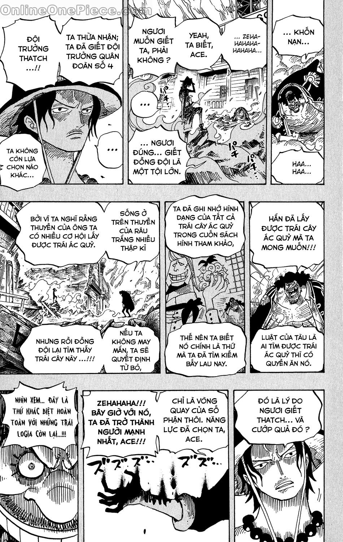 One Piece Chap 440 - Truyen.Chap.VN