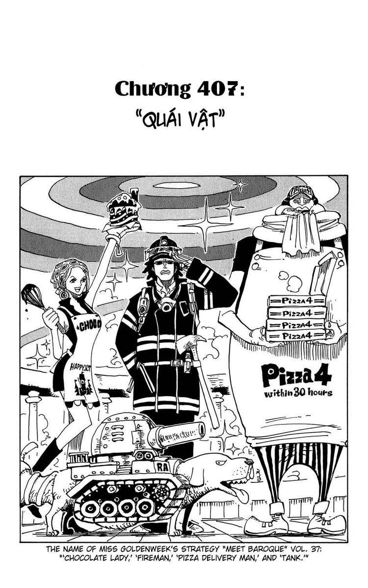 One Piece Chap 407 - Truyen.Chap.VN