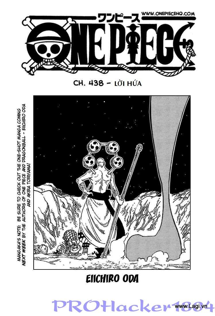 One Piece Chap 438 - Truyen.Chap.VN