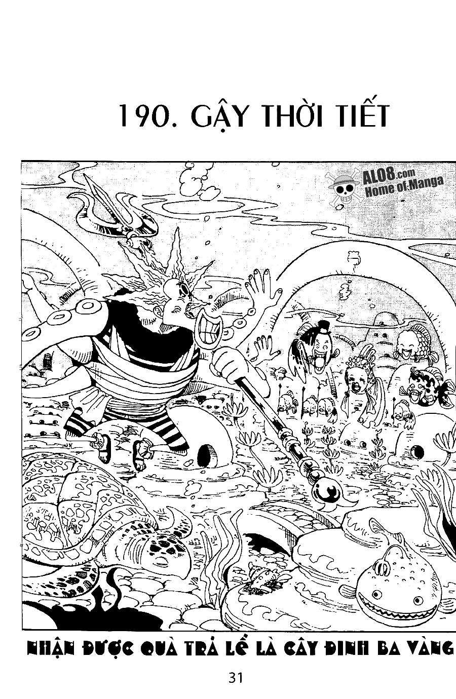 One Piece Chap 190 - Truyen.Chap.VN