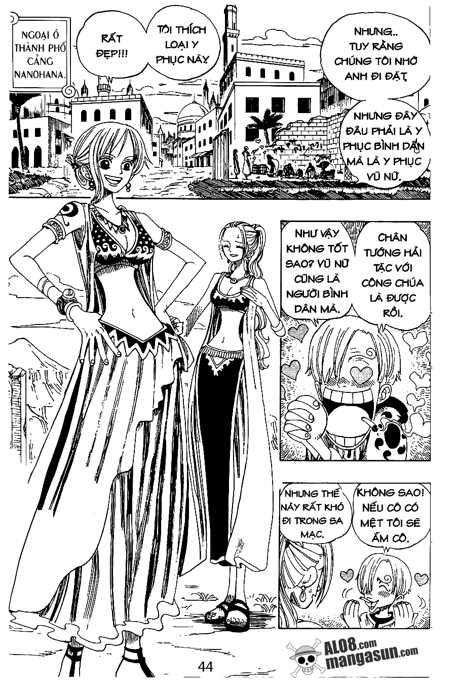 One Piece Chap 158 - Truyen.Chap.VN