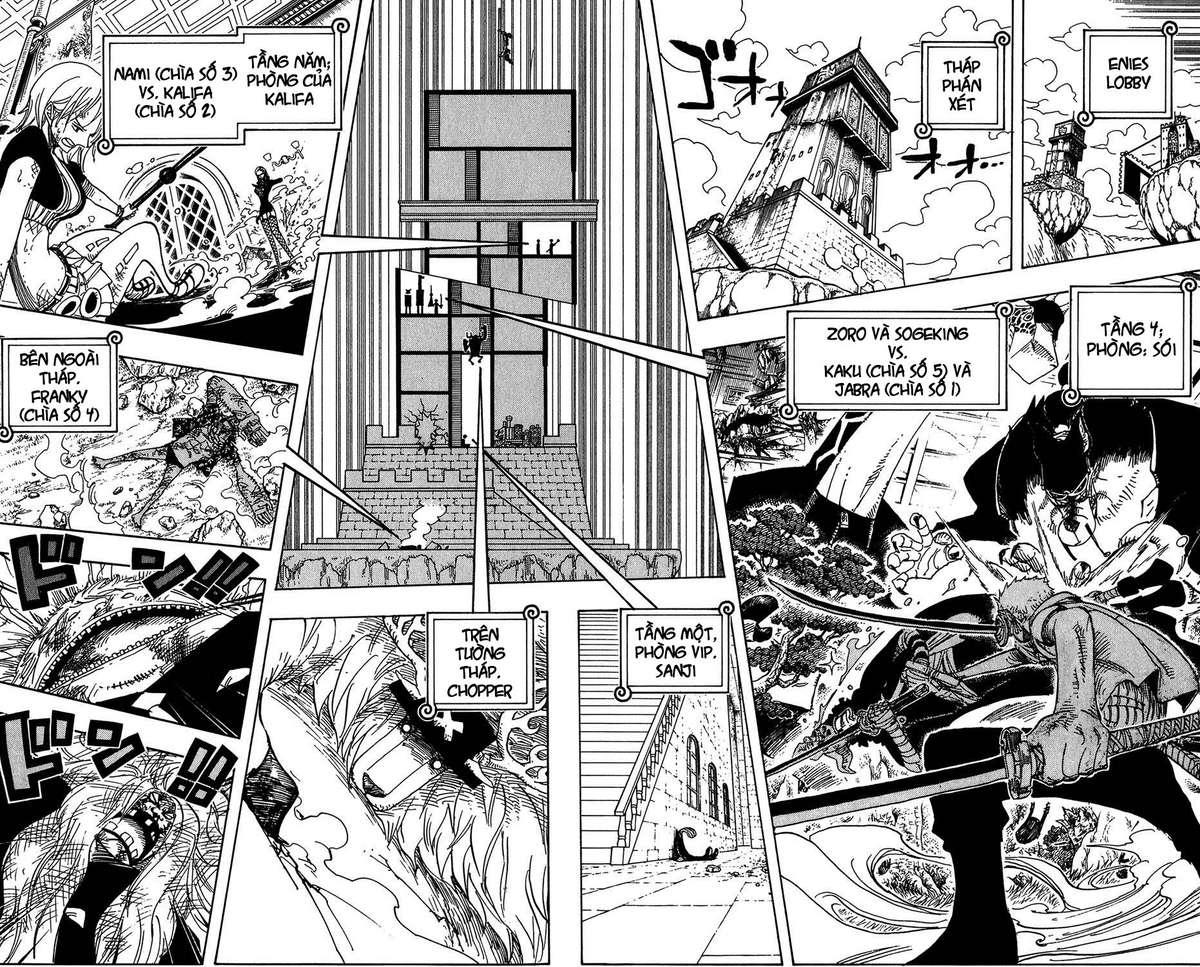 One Piece Chap 409 - Truyen.Chap.VN