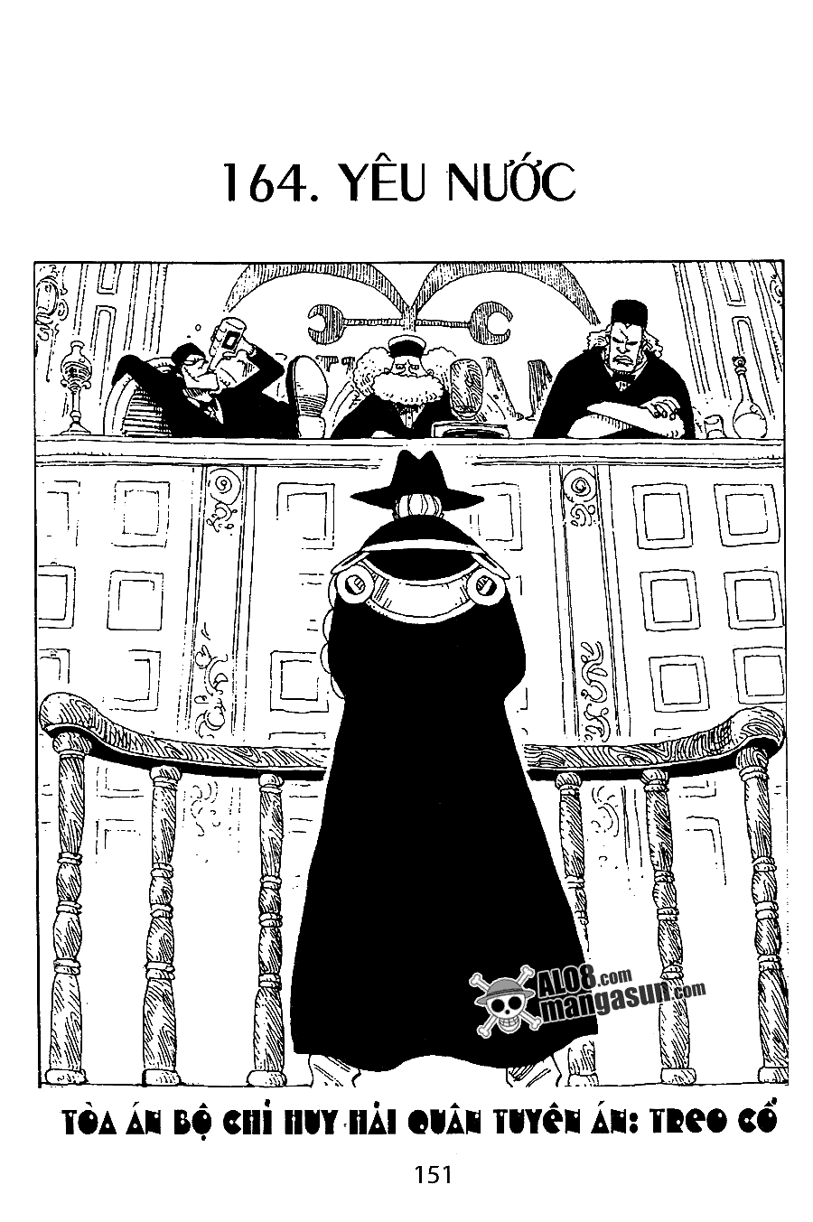 One Piece Chap 164 - Truyen.Chap.VN