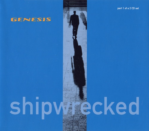 Genesis - Shipwrecked (4-Track Version)