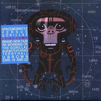 Gorillaz – Laika Come