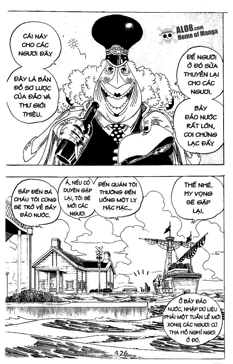 One Piece Chap 323 - Truyen.Chap.VN