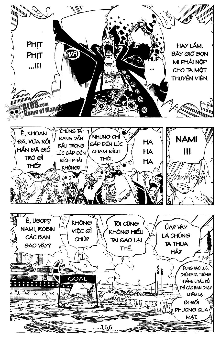 One Piece Chap 309 - Truyen.Chap.VN