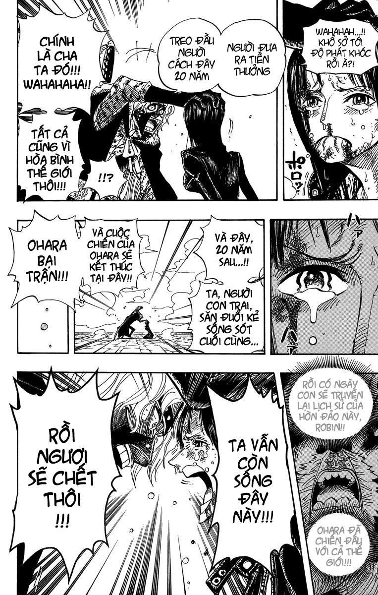 One Piece Chap 419 - Truyen.Chap.VN