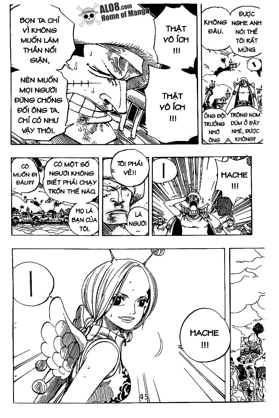 One Piece Chap 279 - Truyen.Chap.VN