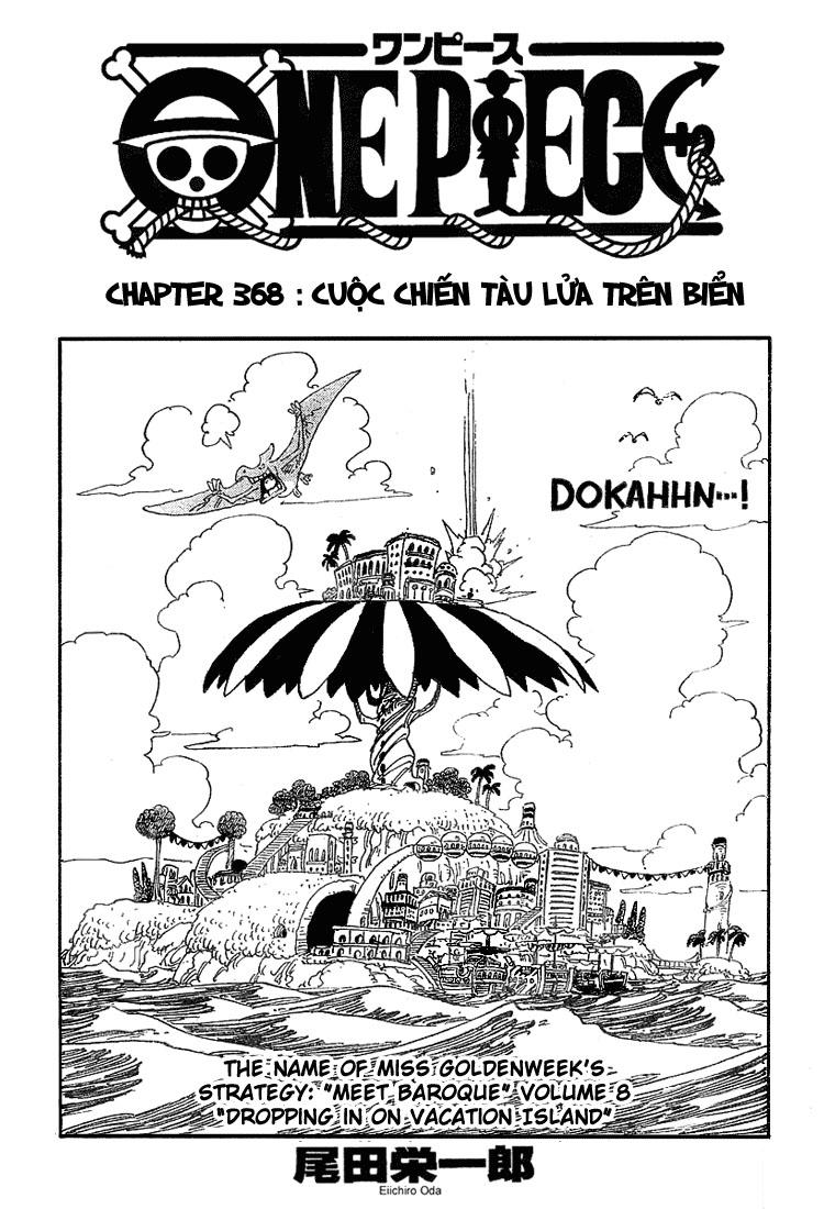 One Piece Chap 368 - Truyen.Chap.VN